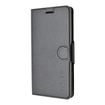 Pouzdro flip na Huawei Ascend P7 FIXED černé