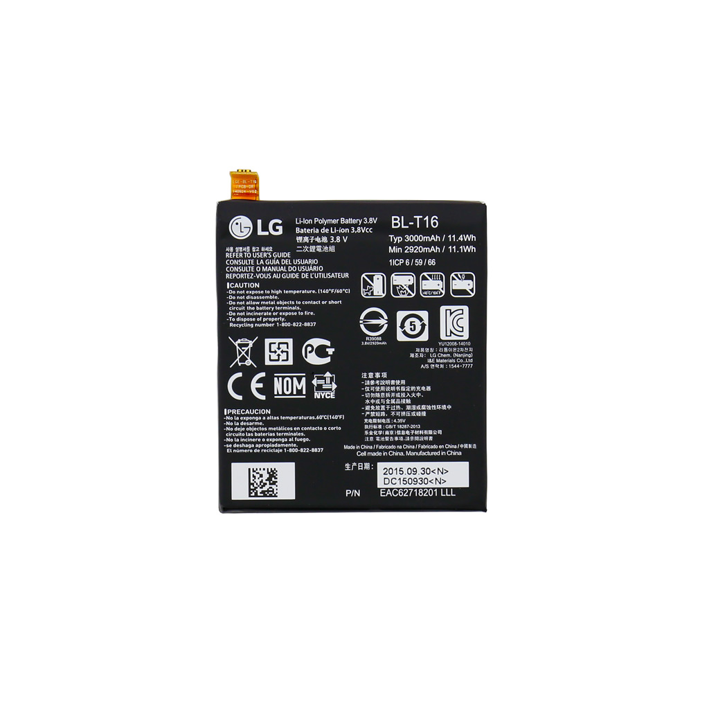 LG Baterie BL-T16 3000mAh Li-Ion (Bulk)