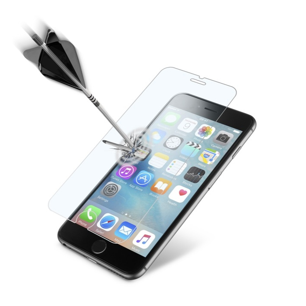 Ochranné tvrzené sklo na Apple iPhone 6s CellularLine Glass
