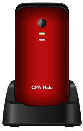 CPA Halo 13 Red