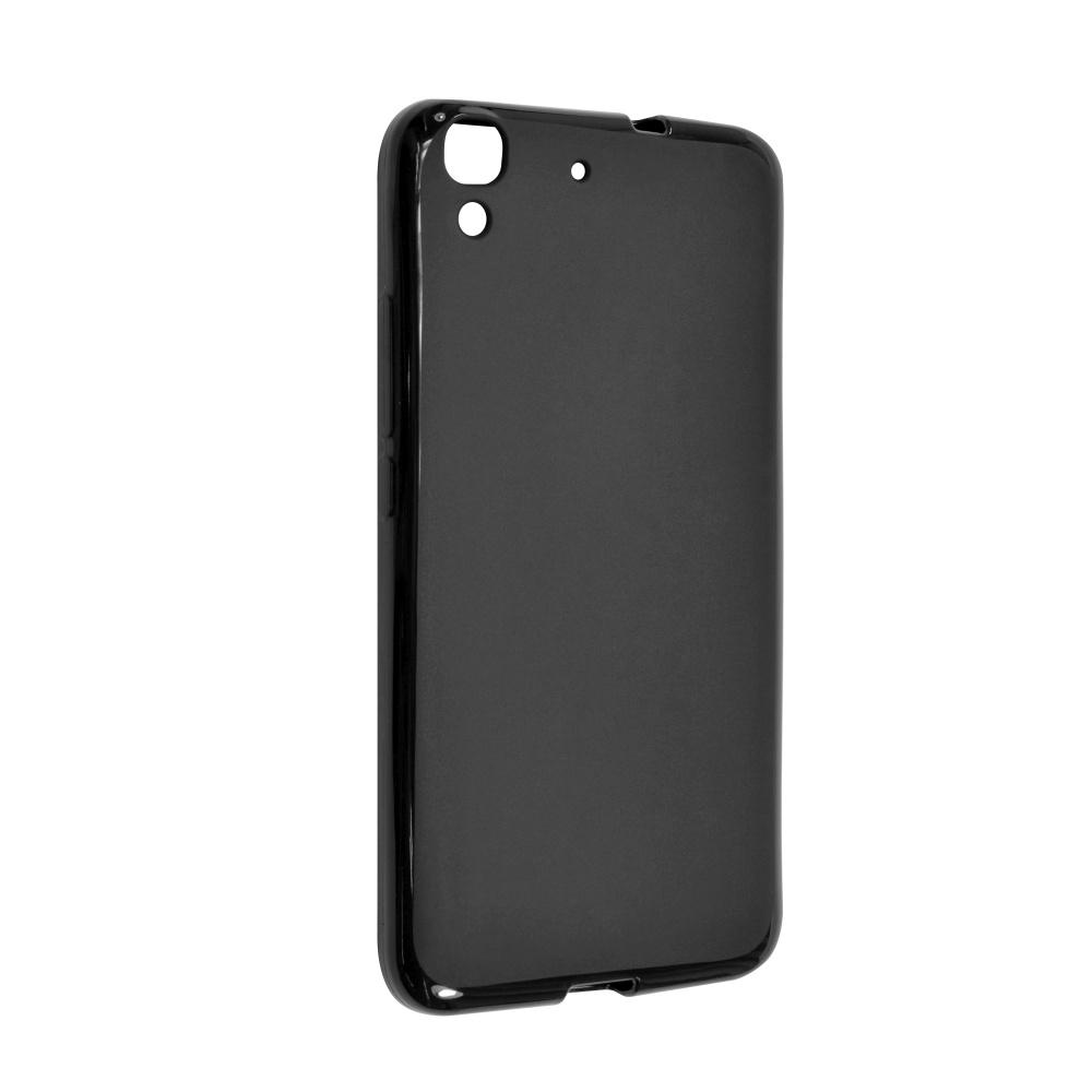 Silikonové pouzdro na Huawei Y6 FIXED černé