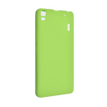 Silikonové pouzdro na Lenovo A536 FIXED zelené