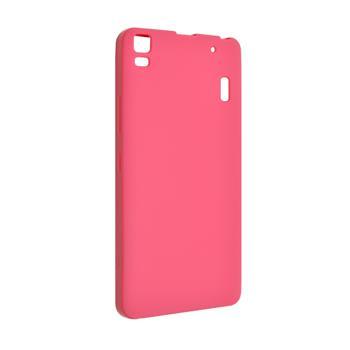 Silikonové pouzdro na Huawei Ascend P7 FIXED růžové