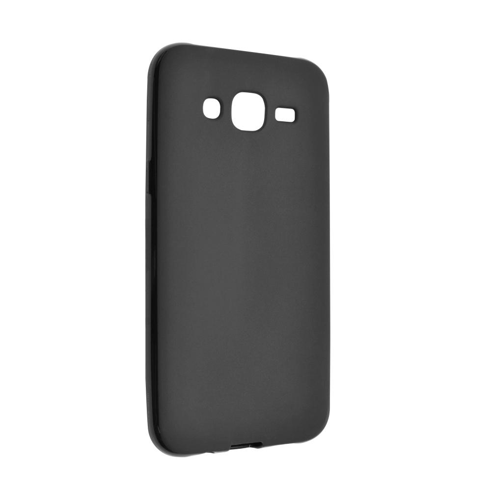 Silikonové pouzdro na Samsung Galaxy J5 FIXED černé