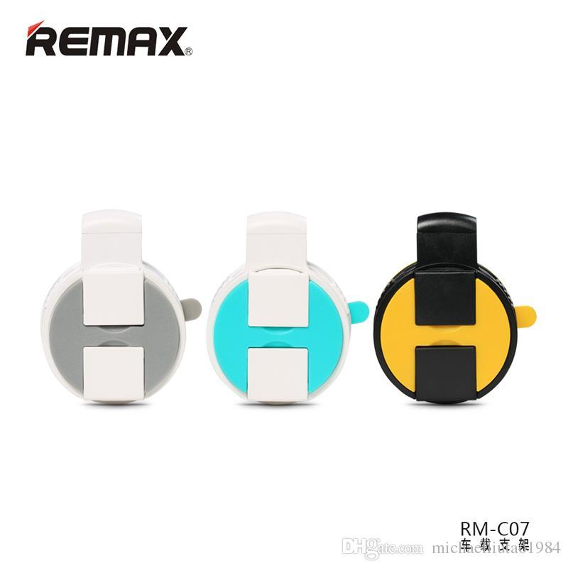 Univerzální držák Remax do Auta RM-C07 bílo/modrý