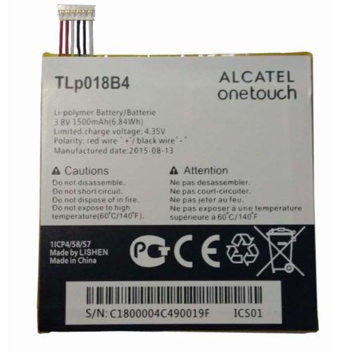 Alcatel baterie TLP018B4 pro mobil Alcatel 6030 Idol 1500mAh Li-pol (Bulk)