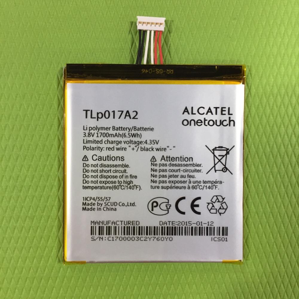 Alcatel baterie TLP017A2 pro mobil Alcatel 6012D Idol Mini 1700mAh Li-pol (Bulk)