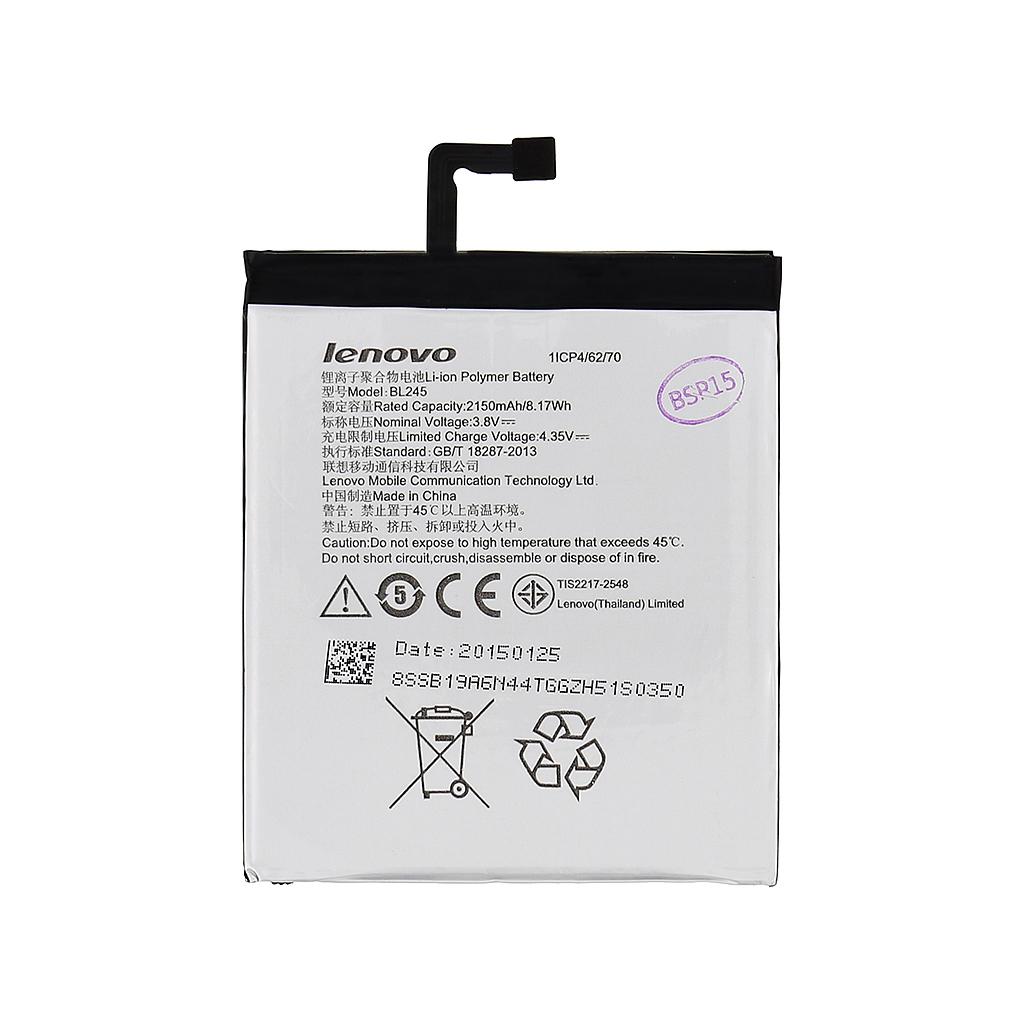 Original baterie Lenovo BL245, 2150mAh Li-Pol (Bulk)