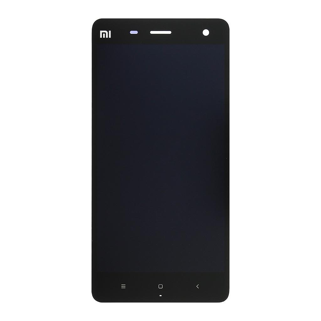 LCD display + dotyková deska pro Xiaomi mi4, černá