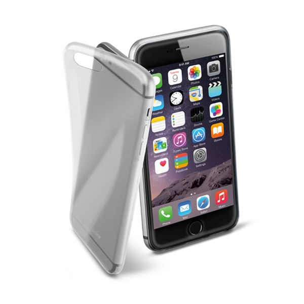"Extratenké pouzdro na Apple iPhone 6 Plus 5,5"" CellularLine Fine čiré"