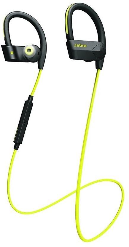 Bluetooth Jabra PACE přenosná stereo HF sada, žlutá