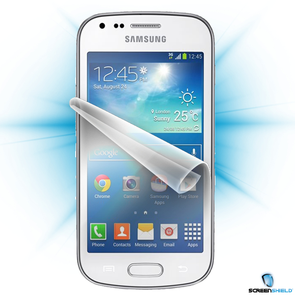 Ochranná fólie Screenshield™ na Samsung Galaxy S Duos 2 (S7582)