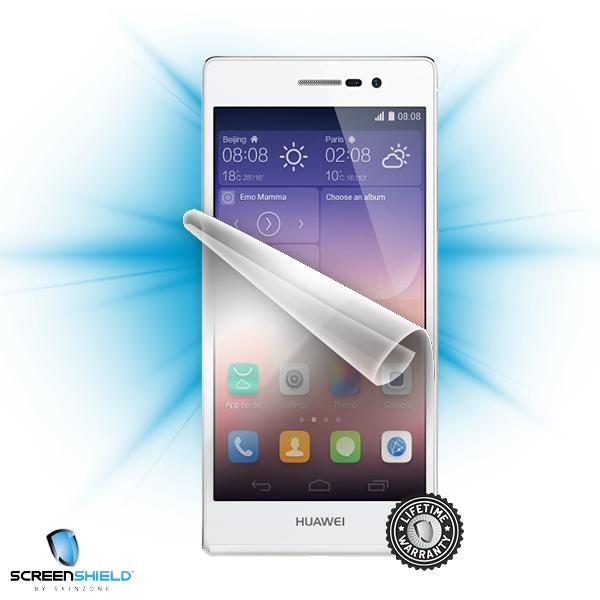 Ochranná fólie Screenshield™ na Huawei Ascend P7