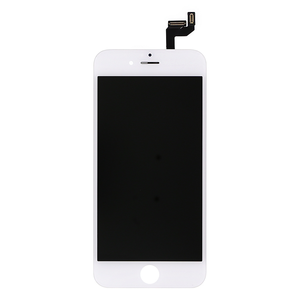 LCD display + dotyková deska pro iPhone 6s, bílá OEM