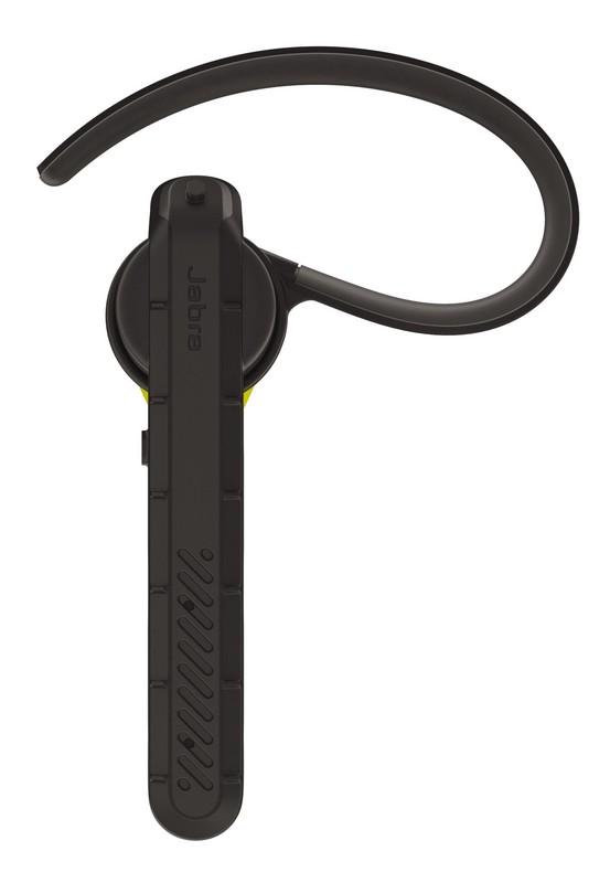 Bluetooth Jabra STEEL přenosná HF sada, černá
