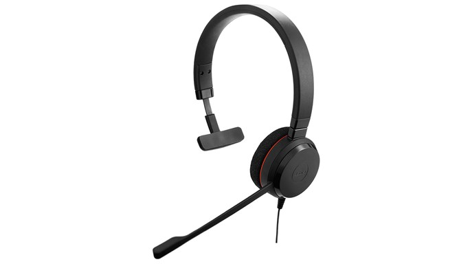 Jabra Evolve 20, duo, MS, 4999-823-109