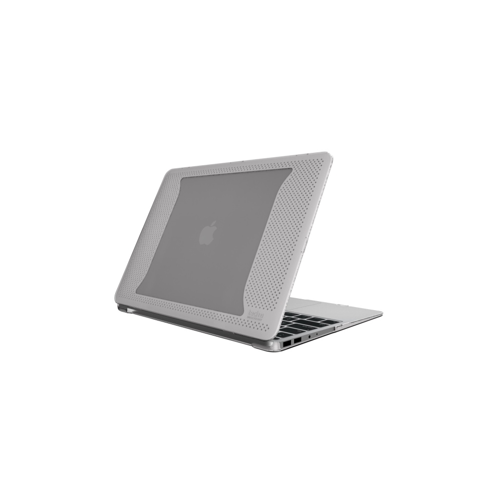 "Pouzdro Tech21 Impact Snap na Apple MacBook Air 13"", transparet"