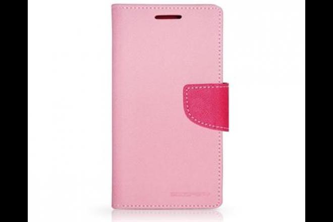 Flipové pouzdro pro Nokia Lumia 535 Fancy Diary růžová/tmavě růžová