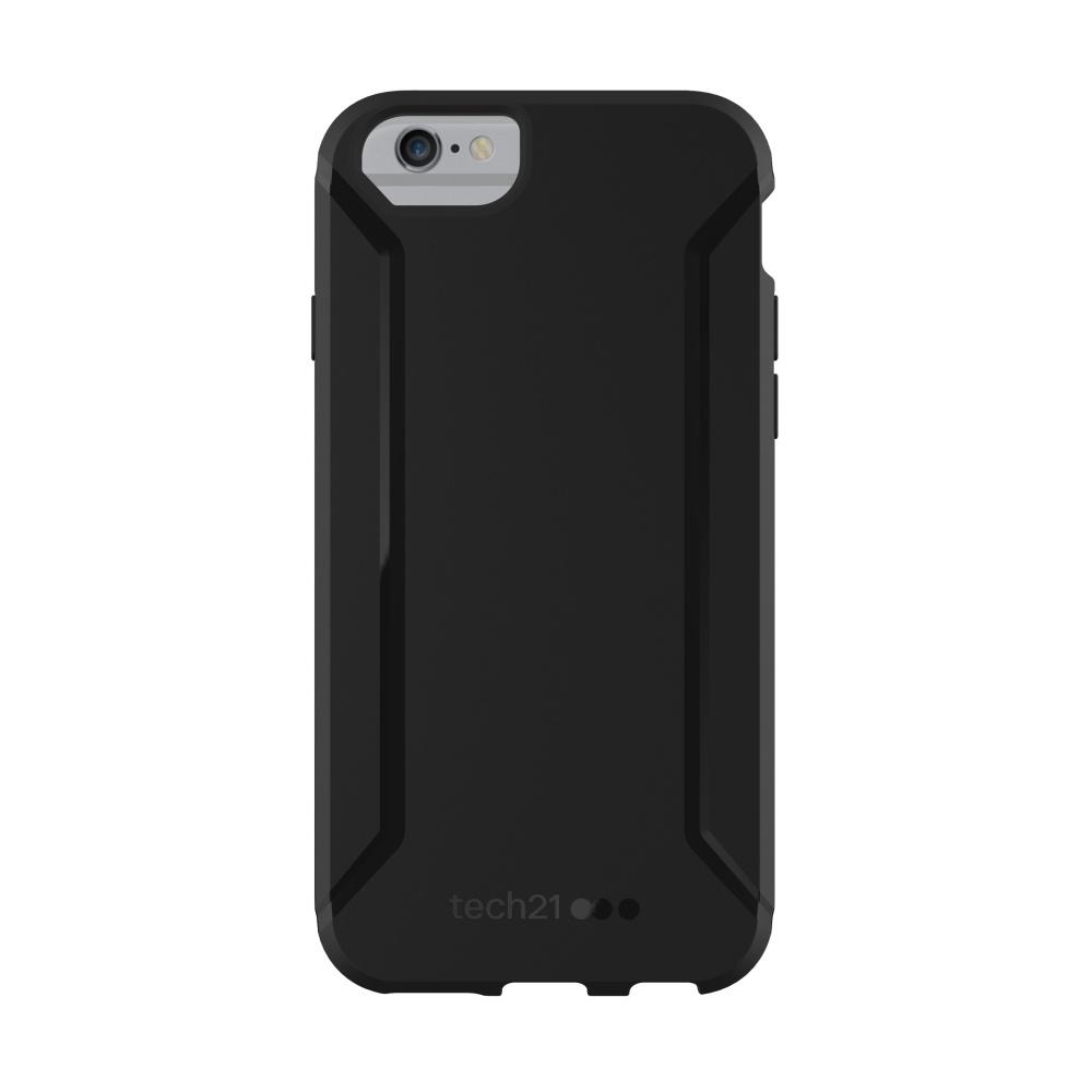 Zadní kryt Tech21 Evo Tactical na Apple iPhone 6/6S černý