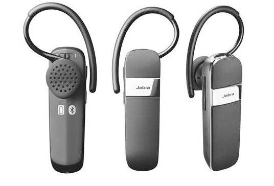 Bluetooth Jabra Talk HF černá (EU Blister)