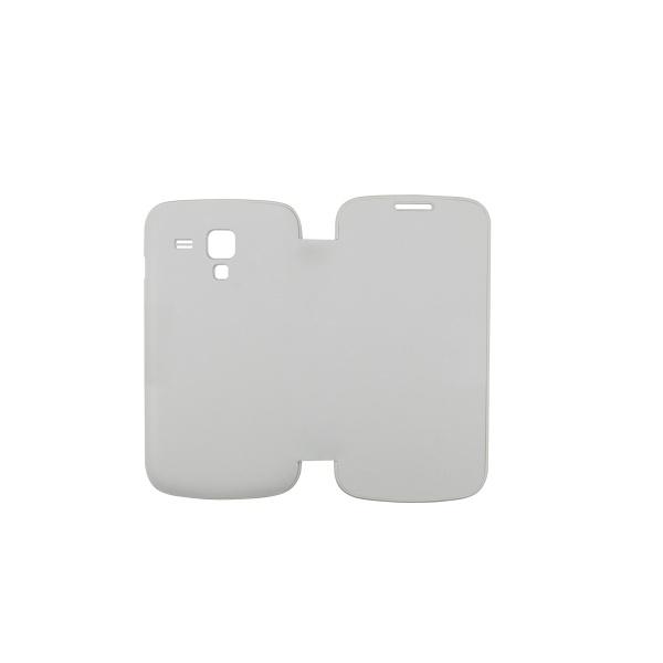 Pouzdro flip ANYMODE Samsung Galaxy Trend/Trend Plus bílé