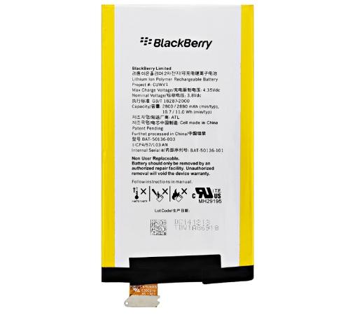Baterie BAT50136-003 pro BlackBerry, 2880mAh Li-Ion (Bulk)