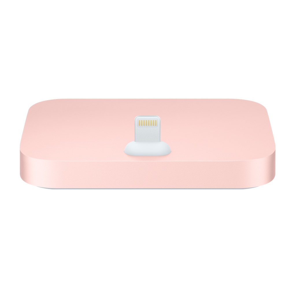 Apple iPhone Lightning Dock Rose Gold (ML8L2ZM/A)