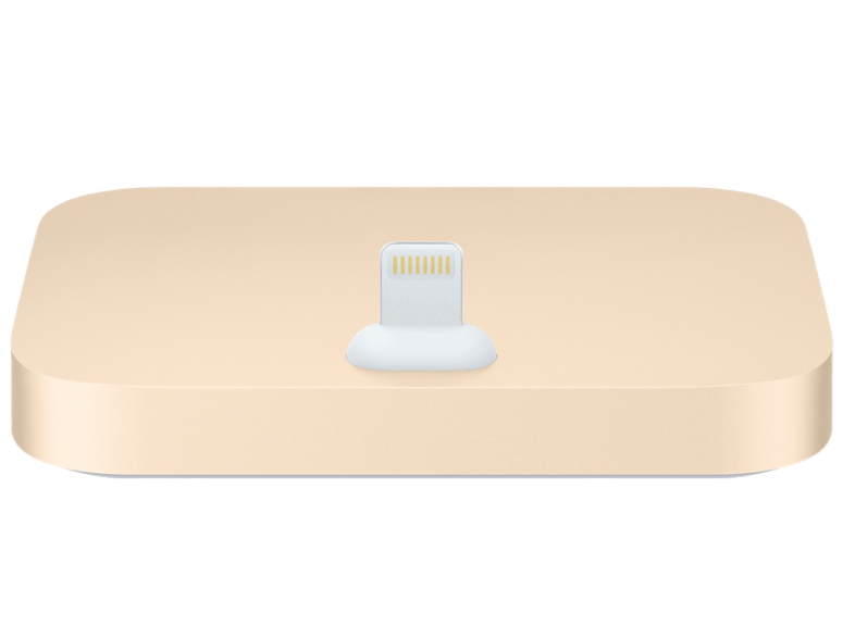 Apple iPhone Lightning Dock Gold (ML8K2ZM/A)