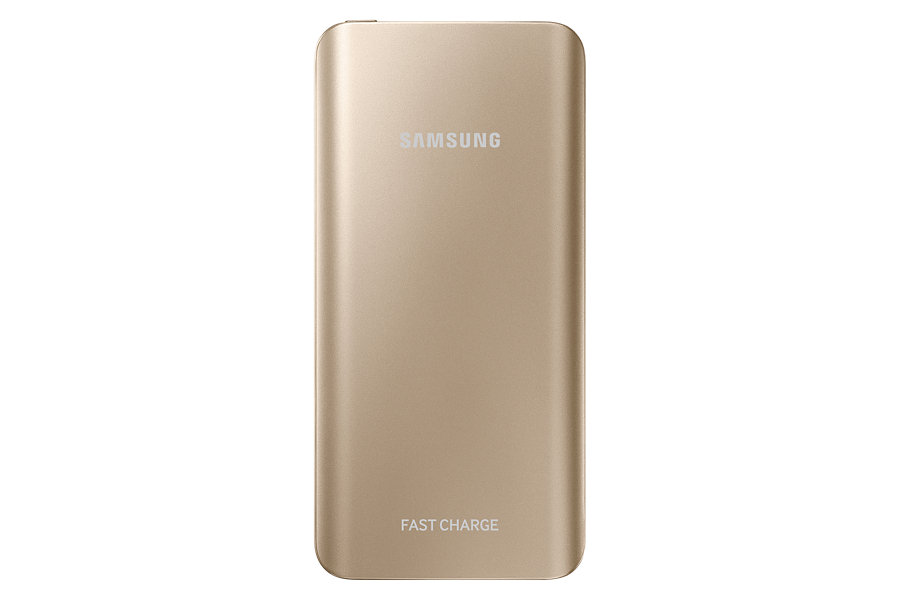 Externí baterie Samsung 5200mAh (EB-PN920UFEGWW), zlatá
