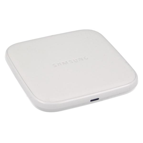 Podložka pro bezdrátové nabíjení Samsung (EP-PA510BWEGWW), bílá