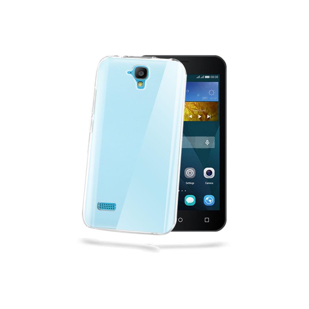 Silikonové pouzdro CELLY Gelskin na Huawei Y5 (Y560) čiré