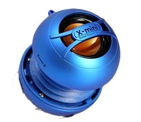 Reproduktor X-mini UNO keramický přenosný mono, modrý