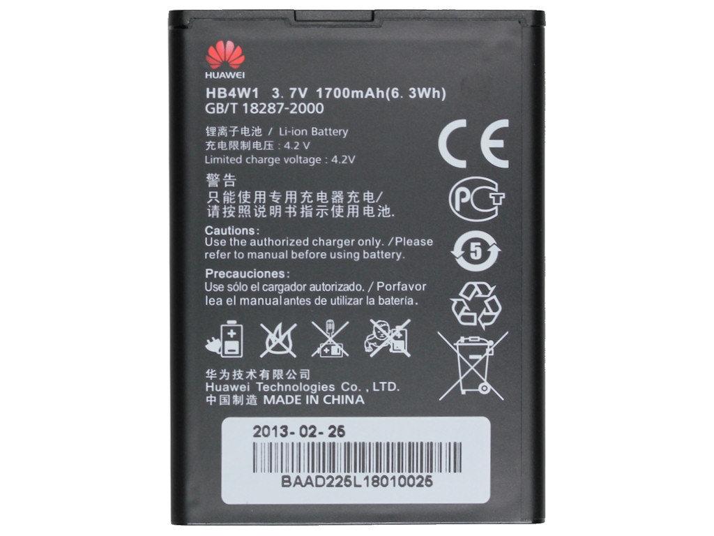 Baterie Huawei HB4W1H, 1750mAh Li-Ion (Bulk)