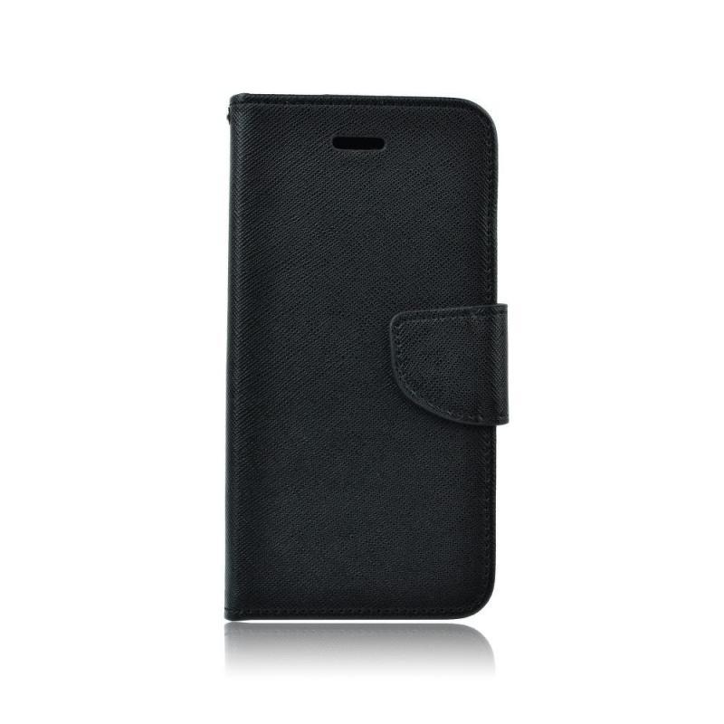 Flipové pouzdro pro Samsung J100 Galaxy J1 Fancy Diary černé