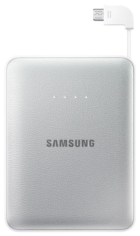 Power bank Samsung EB-PG850BS 8400mAh, silver (EU Blister)