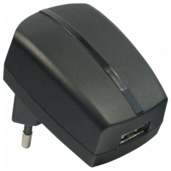 Cestovní nabíječka Fontastic s USB výstupem 1A (bulk)