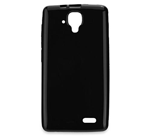 Pouzdro JELLY CASE BRIGHT pro Lenovo A536 černá