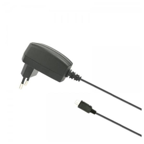 Cestovní nabíječka Fontastic s konektorem microUSB 1A (bulk)