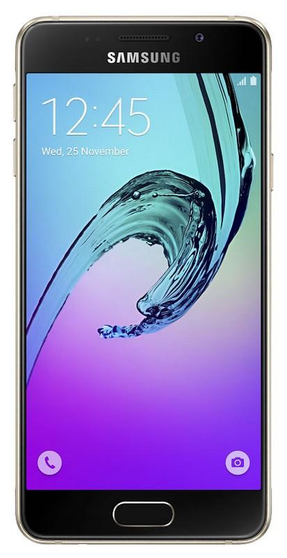 Samsung Galaxy A3 LTE A310F 2016 Gold