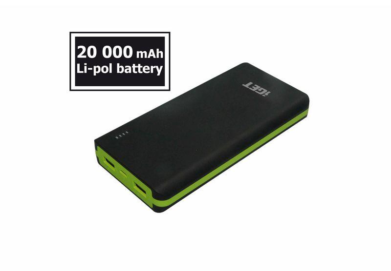 iGET POWER B-20000P - powerbank 20 000mAh Li-Pol