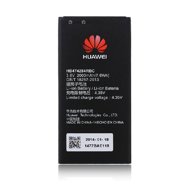 Baterie Huawei HB474284RBC, 2000mAh Li-Ion (Bulk)