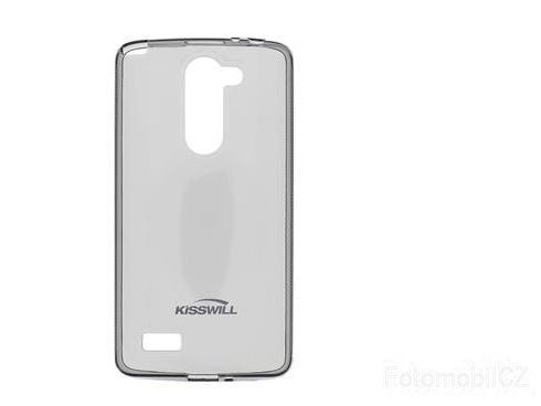 Silikonové pouzdro Kisswill Huawei Y6, čiré