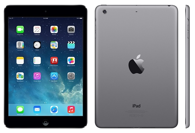 Apple iPad mini WI-FI+Cellular 32GB RETINA Space Grey + DOPRAVA ZDARMA