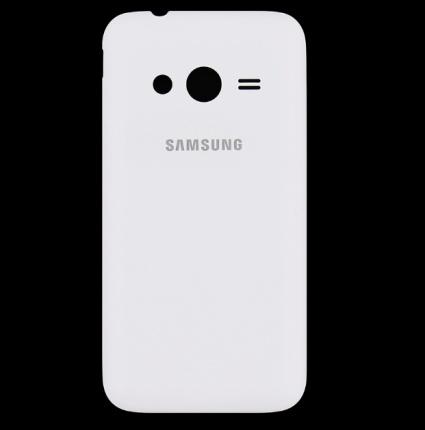 Kryt baterie Samsung Galaxy Trend 2 Lite white/bílý