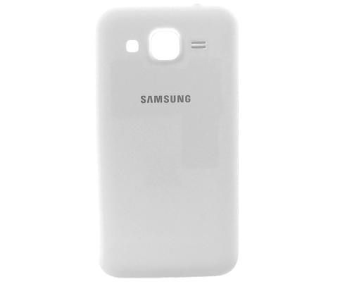 Kryt baterie Samsung Galaxy Core Prime VE, white/bílý