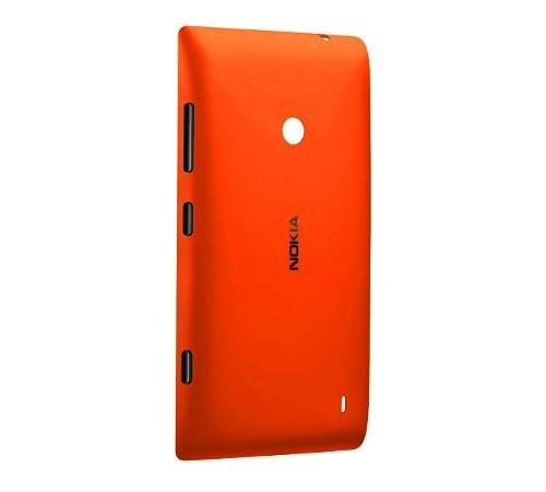 Kryt baterie Nokia CC-3068 pro Nokia Lumia 520, red/červený