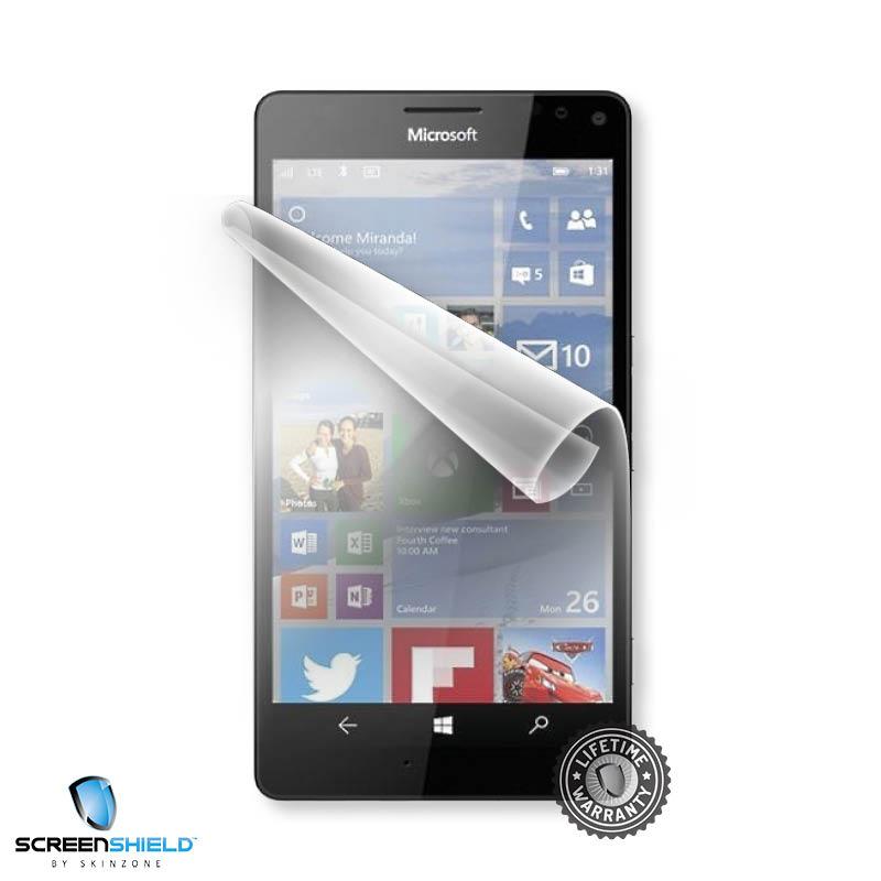 Ochranná fólie Screenshield™ na Microsoft 950 XL Lumia RM-1085