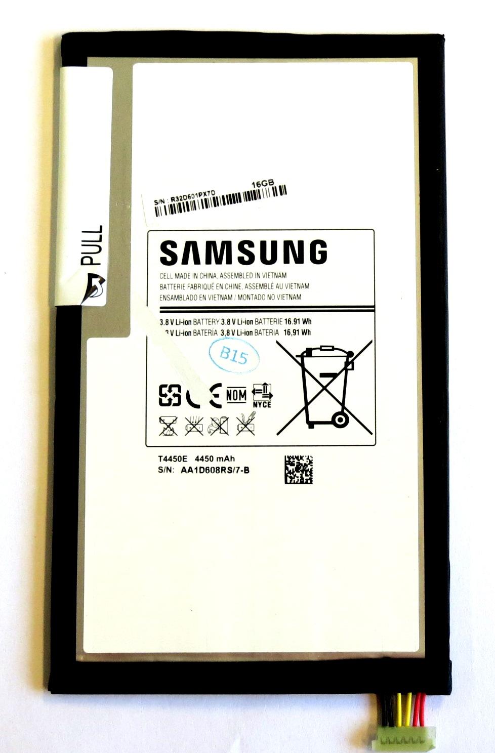 Baterie Samsung T4450E, 4450mAh Li-Ion (Bulk)