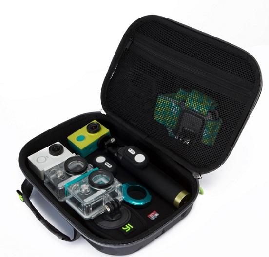 Xiaomi YI Travel Kit pouzdro pro kameru a příslušenství Camo