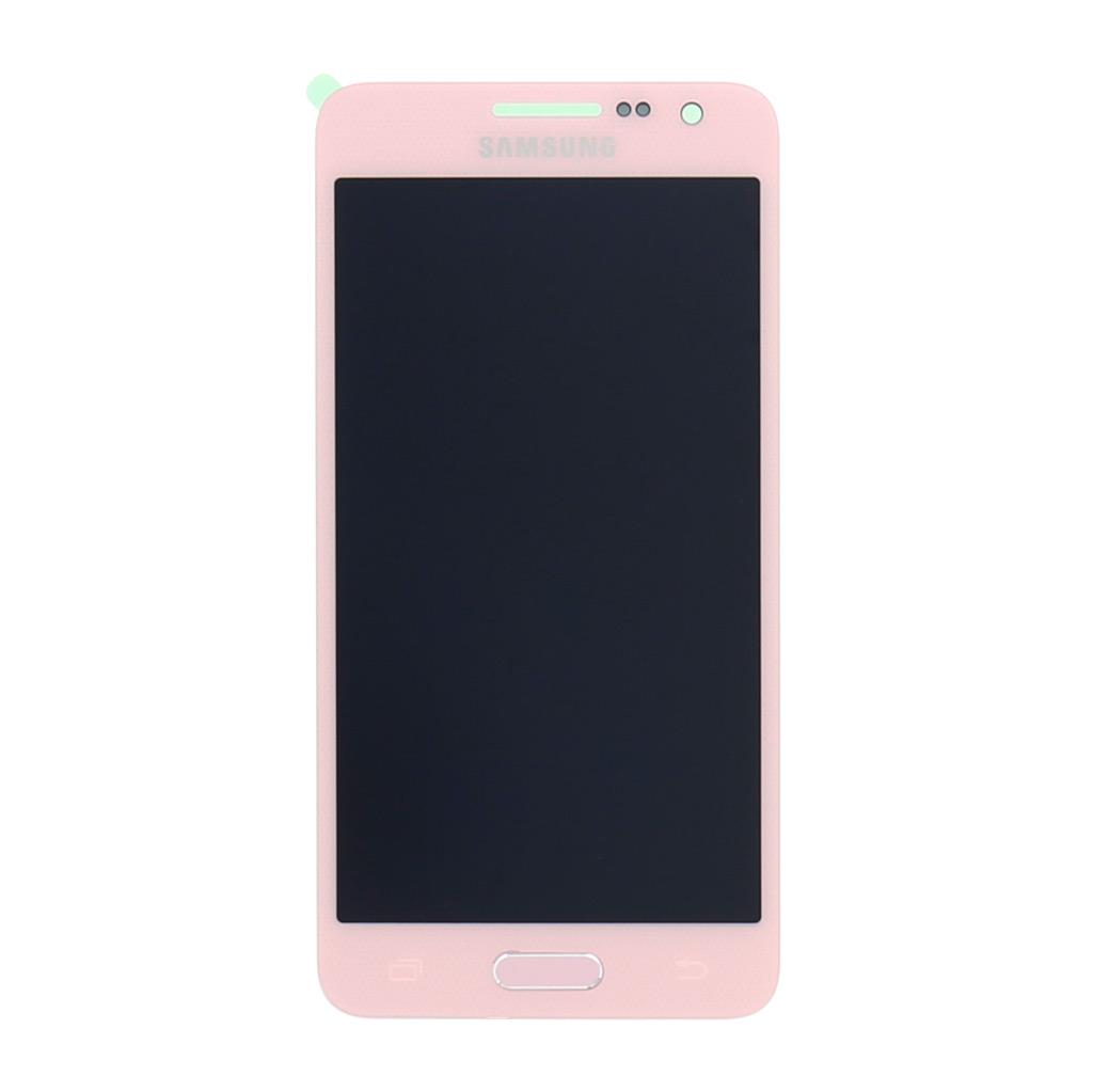 LCD display + Dotyk Samsung A300F Galaxy A3 růžová